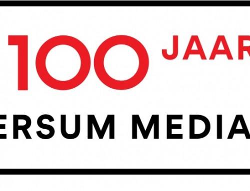 Hilversum in 2018: 100 jaar Mediastad