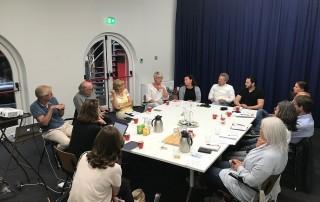 Stadsfonds Hilversum organiseerde met succes winkeliersverenigingen-overleg