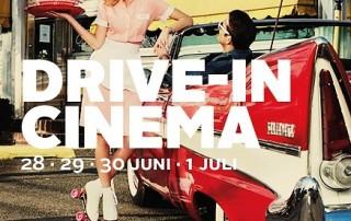 4 dagen lang DRIVE IN CINEMA!
