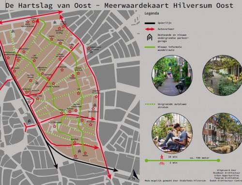 De Hartslag van Oost – Meerwaardekaart Hilversum Oost