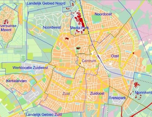 Aanpassing trekkingsgebieden Stadsfonds Hilversum