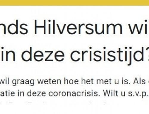 Ondernemers uit Hilversum kregen klappen maar blijven optimistisch