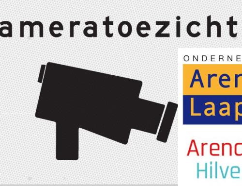 Camera's voor Arenapark en Laapersveld Hilversum